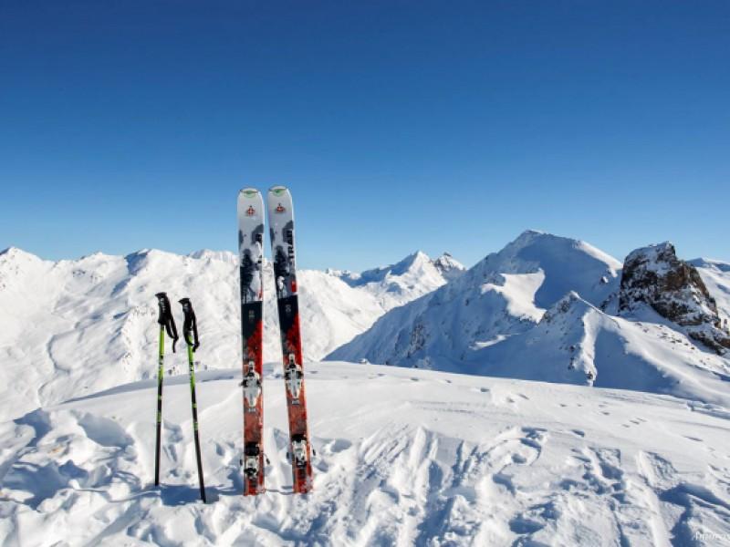 Saint-Véran est aussi le paradis de la randonnée hivernale... à ski ou en raquettes