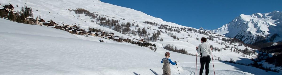 Saint-Véran, station pour toute la famille et tous les skis